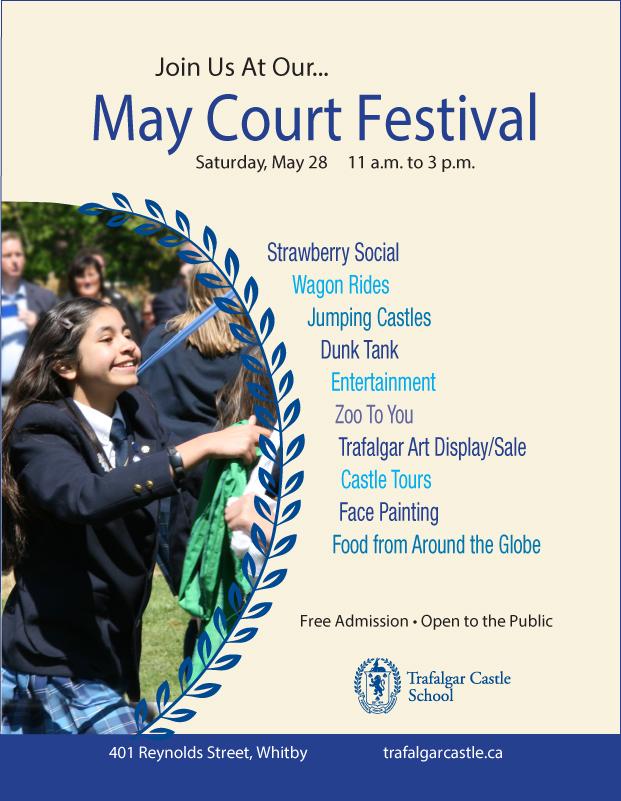 Trafalgar May Court Festival