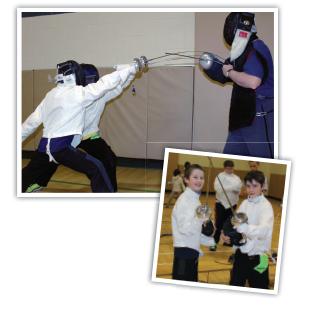 Durham Fencing Club in Ajax