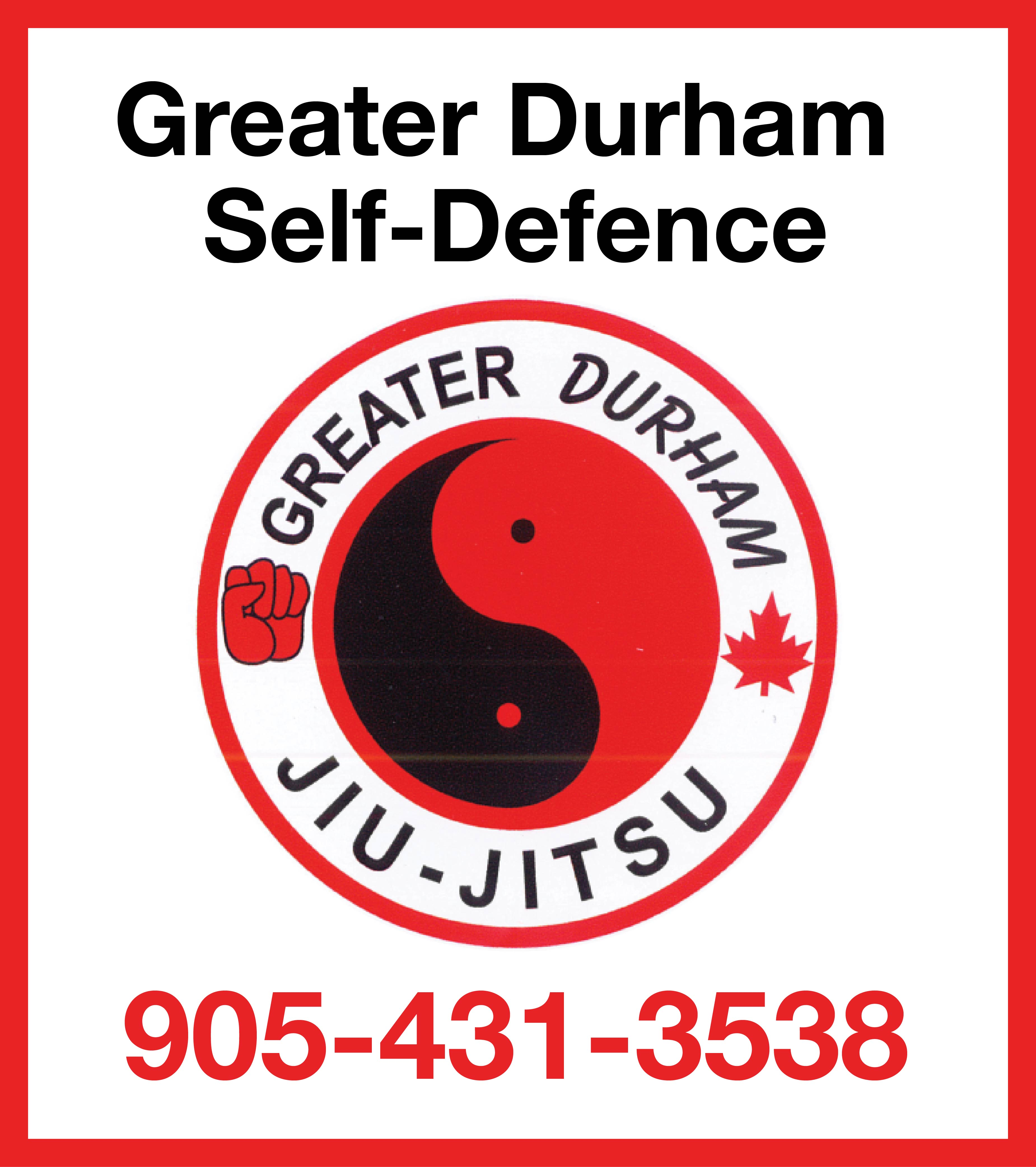 Greater Durham Self-Defence