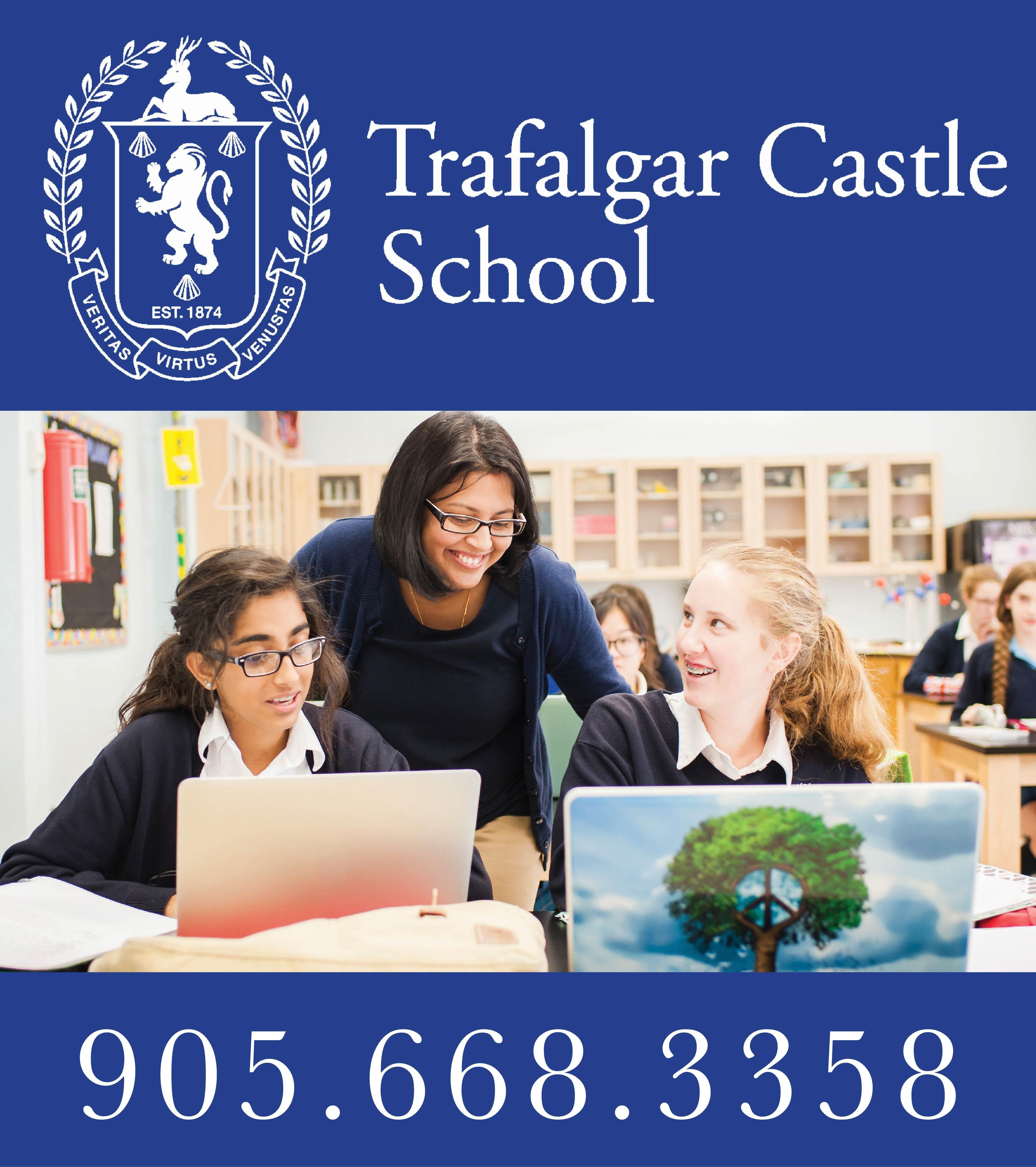 Trafalgar Castle
